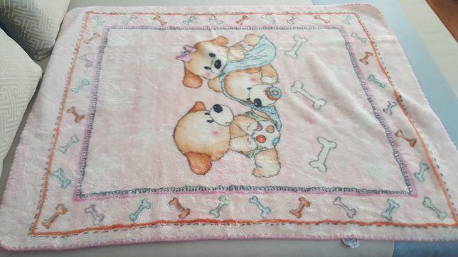 Cobertores cama de grades crianca