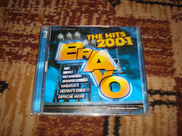 Płyta Cd Składanka z lat 2001 2 cd