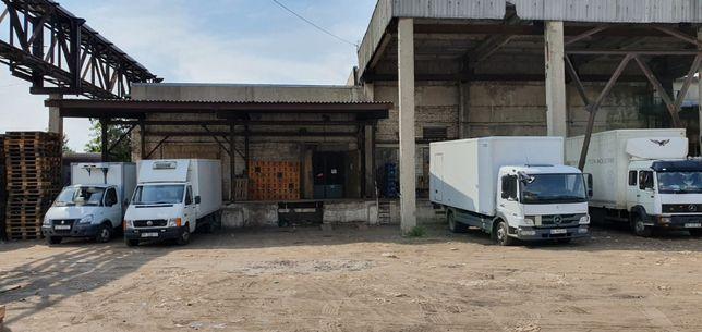 Оренда складських приміщень в м. Сокаль