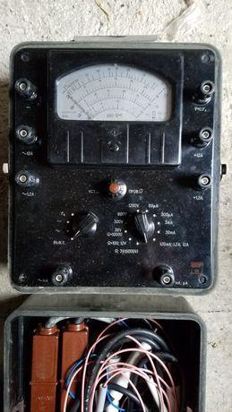 Ампервольтметр АВО-5М1.
