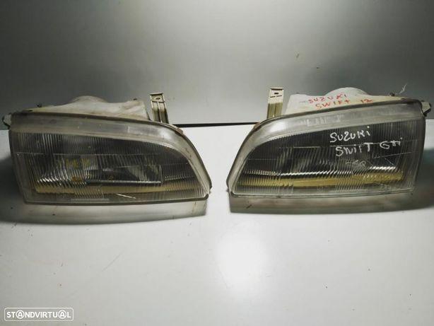 Optica Farol Frente Suzuki Swift GTI