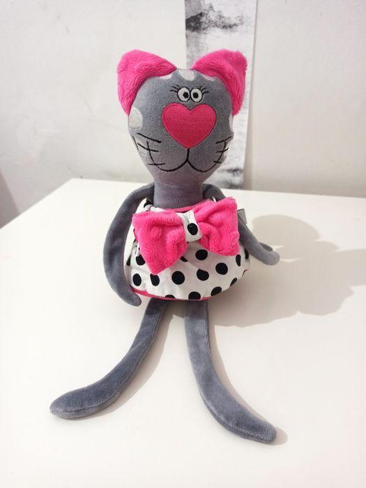 Kotka kropka Hencz Toys przytulanka kontrastowa kotek mom's care Zgierz - image 1
