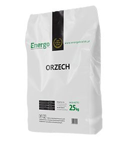 WĘGIEL Suchy ORZECH 40x80 suchy transport Workowany