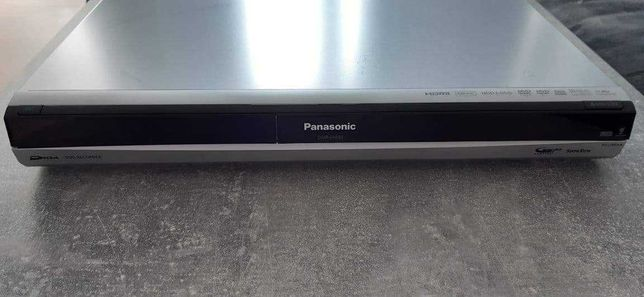 DVD+nagrywarka Panasonic