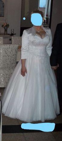 Suknia ślubna z salonu Vivien roz na wzrost 156cm+buty(obcas 5cm)