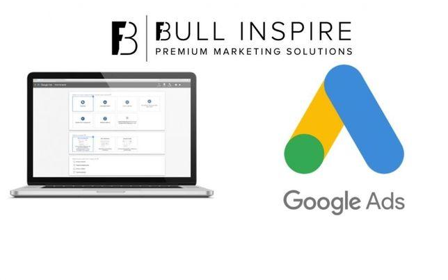 Kampania Google Ads AdWords - Linki Sponsorowane - Reklama w Google FV