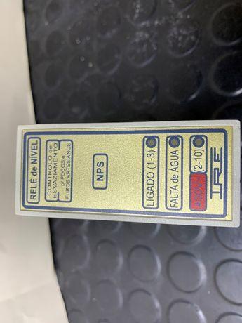 Relé de Nivel Avel p/Controlo de Esvaziamento de Poços ou Furos 400V