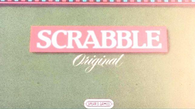 Jogo Scrabble Original de 1991 Selado
