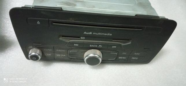 radio nawigacja audi a1 8X003,5183B