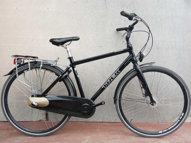 """Велосипед алюмінієвий TREK, 28"""", планетарка NEXUS 3. Динамовтулка"""