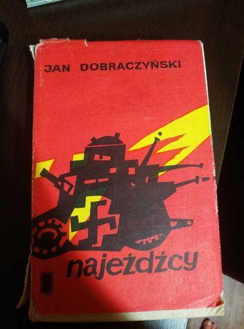 """Sprzedam książkę """"Najeźdźcy"""" Dobraczyński"""