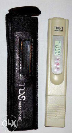 TDS метр . TDS meter . измеритель солёности , качества воды