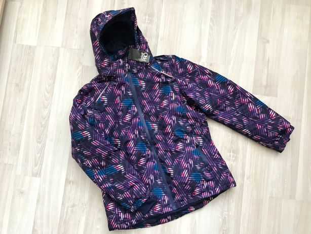 Зимняя термо куртка Crivit Pro на девочку.