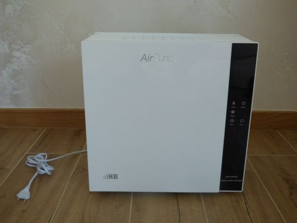 Oczyszczacz powietrza z programem automat i jonizacją HB AP1080DW expo