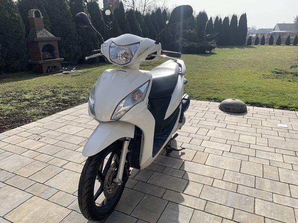 Honda Vision 50ccm 4T *Biała perła*