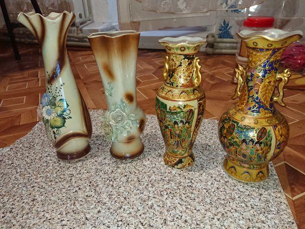 Продам вази різні