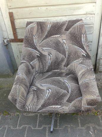 fotele obrotowe tapicerowane