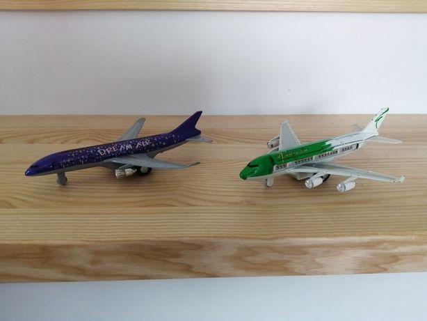 Samoloty metalowe