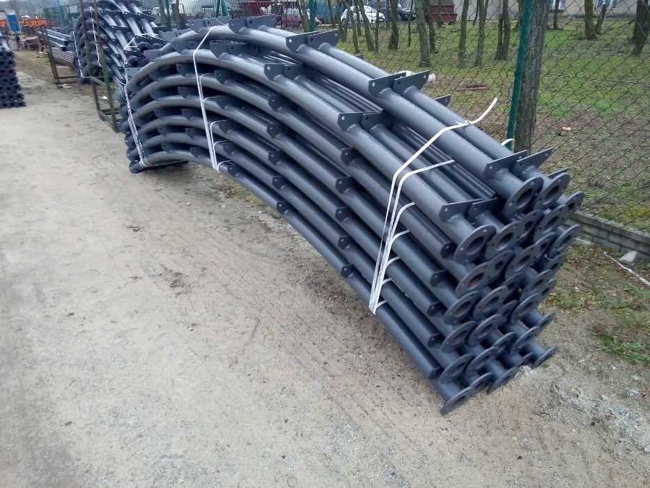 Hala łukowa konstrukcja stalowa przęsło łukowe Rakoniewice - image 1