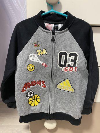 Костюм спортивный теплый Adidas Оригинал, Адидас
