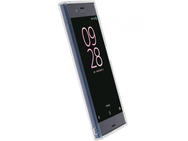 Etui Krusell Kivik Cover do Sony Xperia XZ Transparent