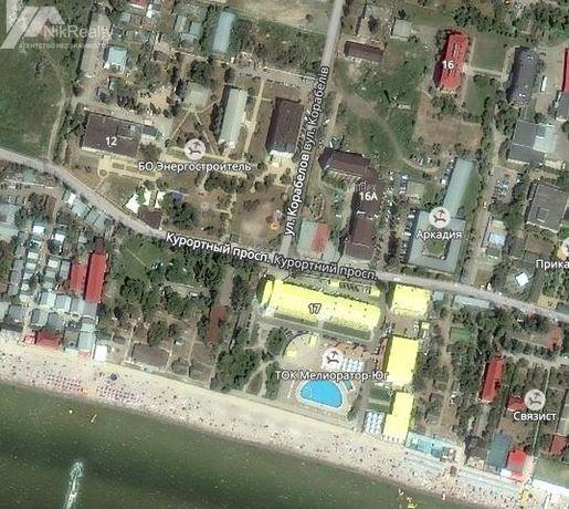 Продам участок 2 линия от моря, 10 соток, 45000 у.е.
