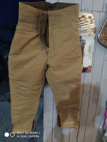 Ватные штаны времён СССР