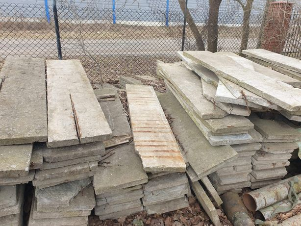 Sprzedam płyty betonowe