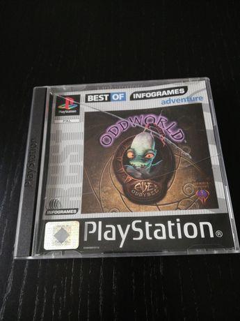 Oddworld: Abe's Oddysee Playstation PS1