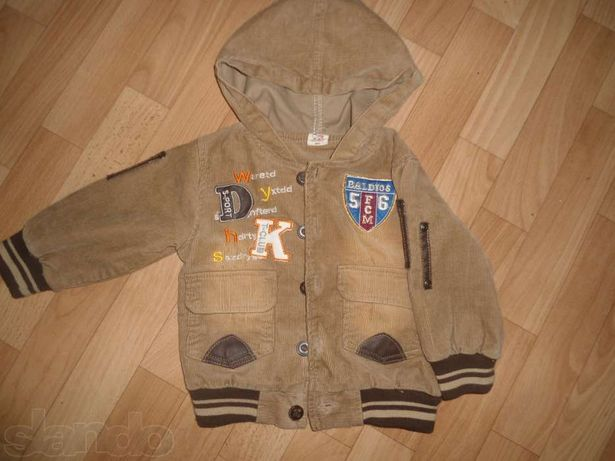 Продам модную курточку р. 90