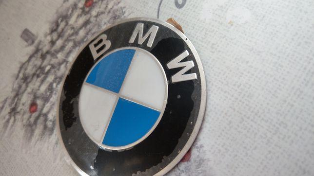 Emblemat znaczek BMW