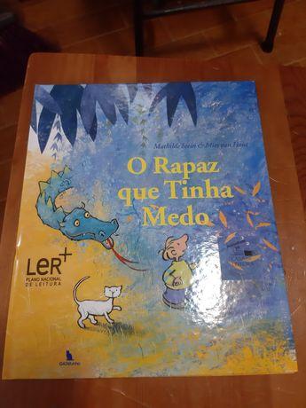Livros infantis - Vários títulos