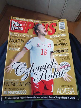 Miesięcznik Piłka Nożna Plus różne numery