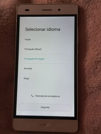Huawei P8 Lite 16GB Gold Edition