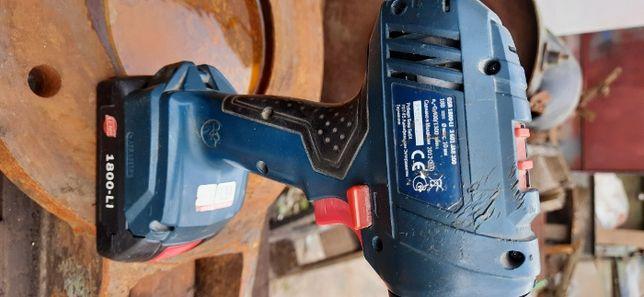 Шуруповерт Boshc Professional GSR 18-Li18V на запчасти зарядное Boshc