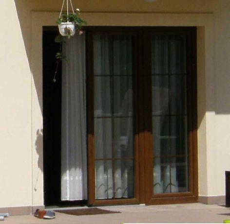 Okno tarasowe/balkonowe z demontażu