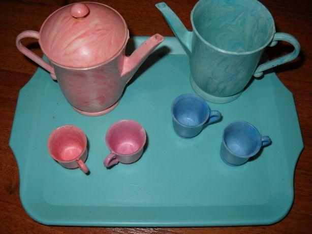 игрушечная кукольная посуда посудка ссср