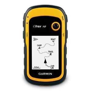 Туристичний Спортивний GPS Навигатор Garmin eTrex 10 010-00970-00