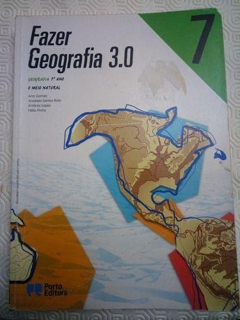 Fazer Geografia 3.0 7°ano