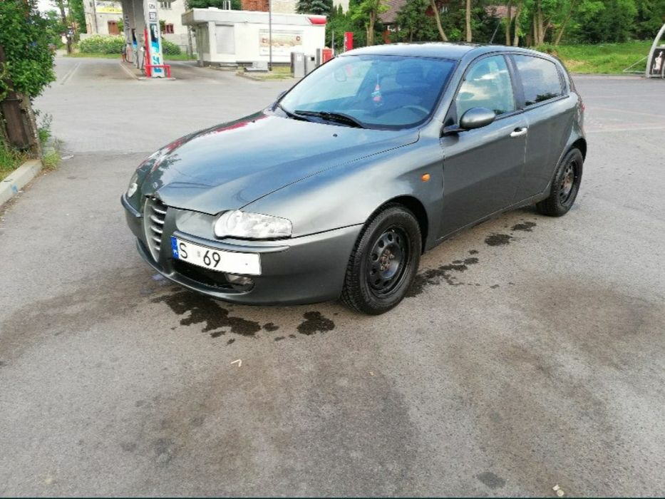 Alfa 147 Jtd Tanio sprzedam Dąbrowa Górnicza - image 1