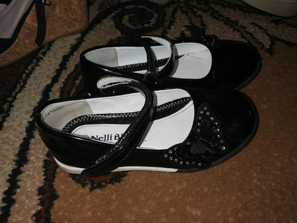 Buty pantofelki