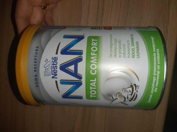 Mleko NAN TOTAL COMFORT 400g + butelka canapol
