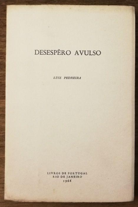 desespêro avulso, luiz pedreira, 1966 Estrela - imagem 1