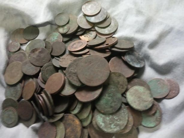монети 250 штук