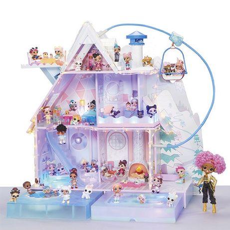 Casa de Inverno Winter Disco LOL
