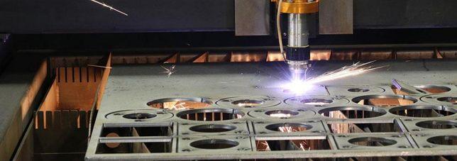 Плазменная резка металла (2-25 мм) от 6,5 грн/метр погонного реза
