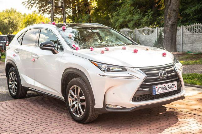 Lexus Nx do ślubu