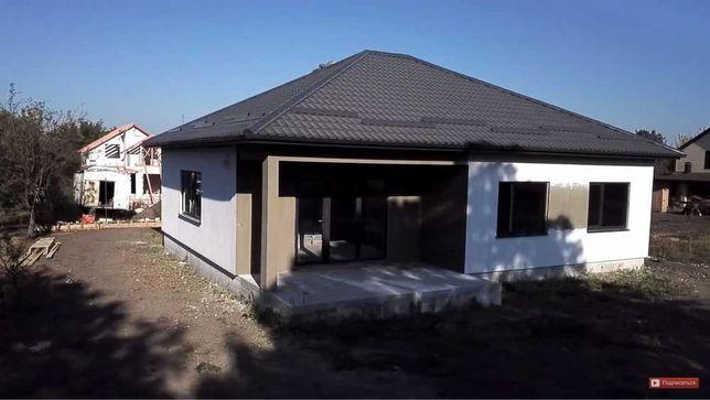 Продается одноэтажный дом 110 м2 с террасой БЕЗ %
