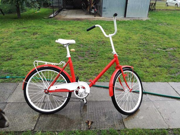 Sprzedam  rower  skladak kosz gratis