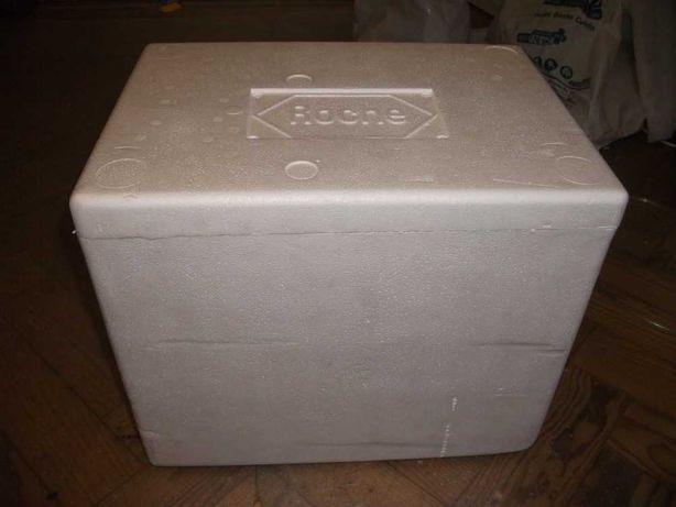 Caixa termica de esferovite